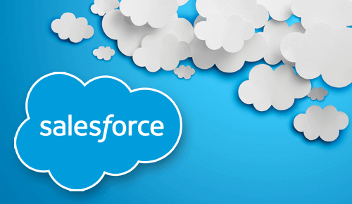 Cloud-Based Salesforce Infrastructure